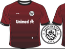 3º Uniforme City - Goleiro